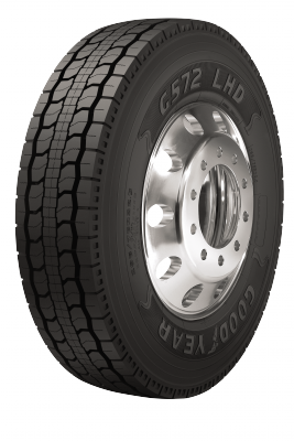 G572 LHD Fuel Max Tires